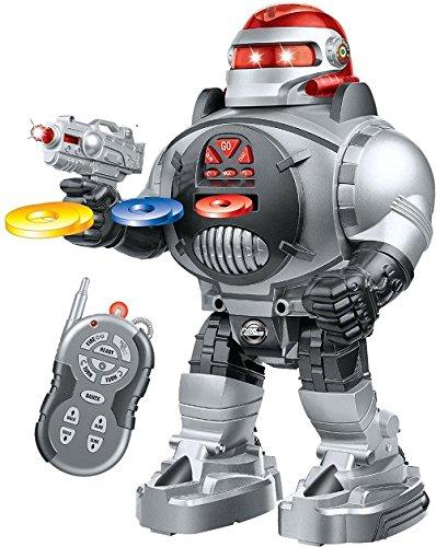 ThinkGizmos Ferngesteuerter Spielzeugroboter