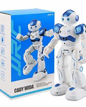 Spielzeugroboter Geburtstagsgeschenk