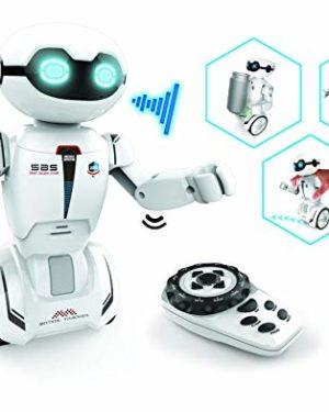 Macrobot Spielzeugroboter Silverlit