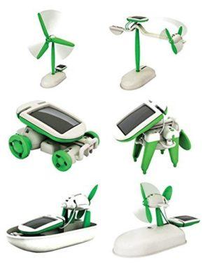 Pädagogische Spielzeugroboter